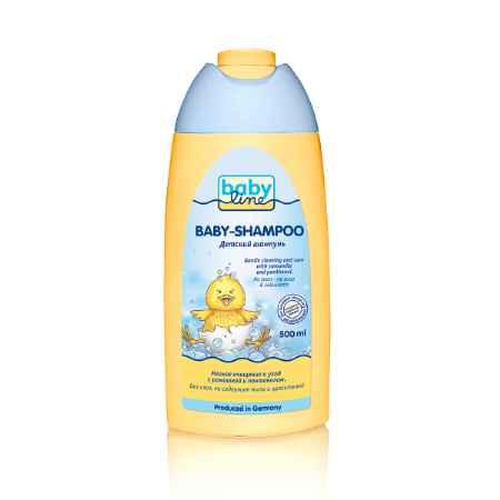 Купить Babyline Шампунь для младенцев Babyline Бэбилайн Без слёз. 500 мл. Без слез