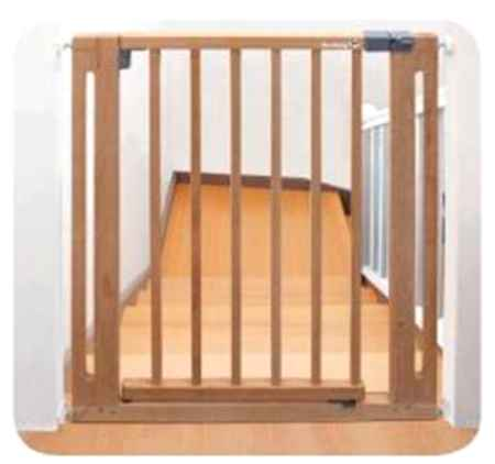 Купить Safety 1st Ворота безопасности Pressure Gare Easy Close wood 73-80,5 см