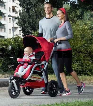 Купить Chicco Прогулочная коляска Activ3