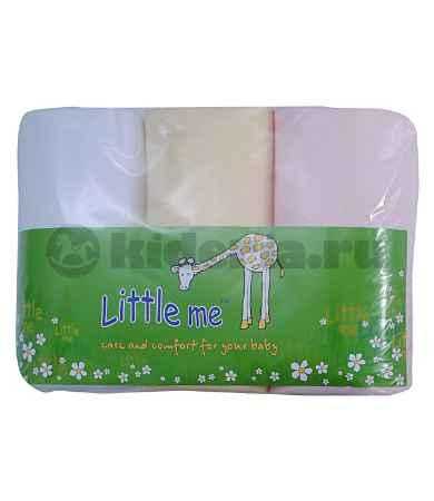 Купить Little me Пеленки тонкие трикотаж