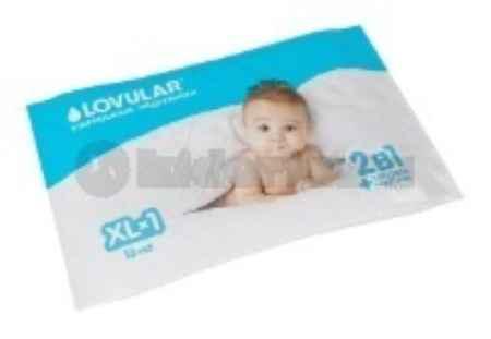 Купить Lovular Подгузники детские XL, 13+ кг
