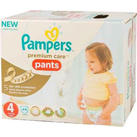 Купить Pampers Набор Pampers Трусики Premium care (4 размер)