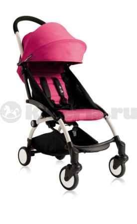 Купить BabyZen Прогулочная коляска  BABYZEN YOYO (белая рама + основание) с 6 месяцев