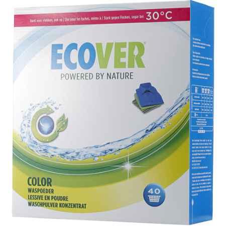 Купить Ecover Экологический стиральный порошок-концентрат для цветного белья 3 кг