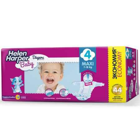 Купить Helen Harper Подгузники Helen Harper Baby Maxi 7-18 кг. (44 шт.) Размер 4
