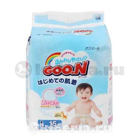 Купить Goon Подгузники L (9-14 кг)