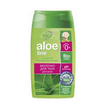 Купить Страна Здравландия Молочко для тела Страна Здравландия ALOE Line Алоэ Лайн с 0 мес.150 мл.