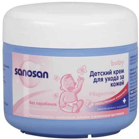 Купить Sanosan Sanosan Baby Крем для ухода за младенцем 150 мл.