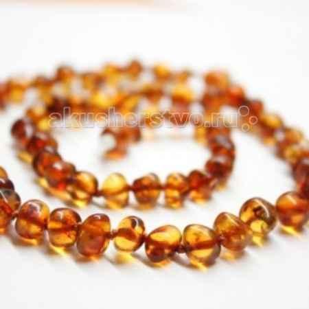 Купить Yanru Янтарное ожерелье 32 см