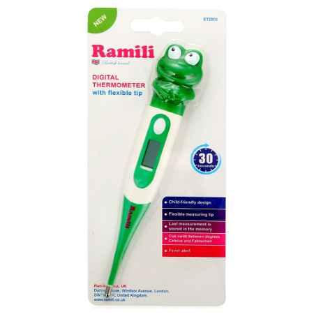 Купить Ramili Термометр Ramili ET2003 Frog с гибким наконечником