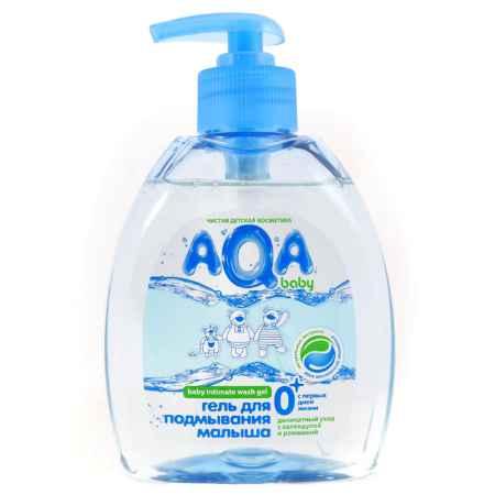 Купить AQA baby AQA baby Аква Беби Жидкое мыло (с дозатором) 300 мл.