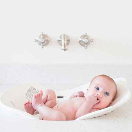 Купить Puj Ванночка компактная Puj Flyte для новорожденных