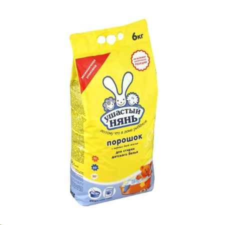 Купить Ушастый нянь Стиральный порошок Ушастый нянь 6 кг