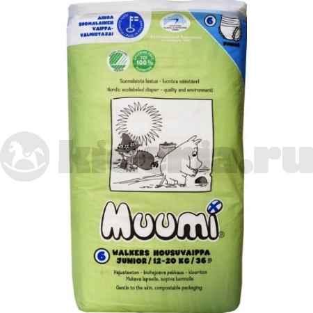 Купить Muumi Подгузники-трусики JUNIOR, 12-20 кг