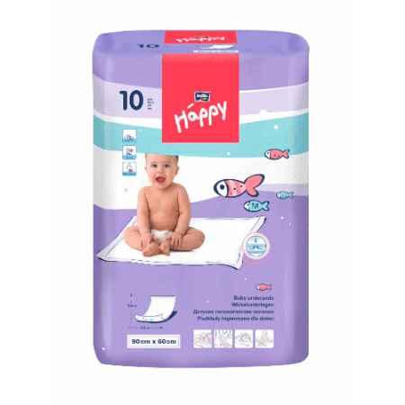 Купить Bella Baby Happy Пеленки Bella Happy Soft гигиенические 60х90 см (10 шт)