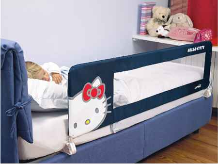 Купить Brevi Защитный барьер на кровать Hello Kitty 90 см