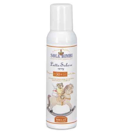 Купить Helan Солнцезащитное молочко-спрей с высоким фактором защиты SPF 50+