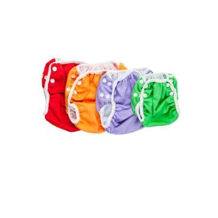 Купить Шелдон-Непромокашка Многоразовый подгузник Шелдон-Непромокашка для плавания 3-6 кг Размер S