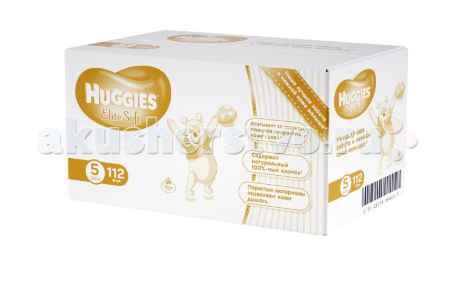 Купить Huggies Подгузники Elite Soft 5 (12-22 кг) 112 шт.