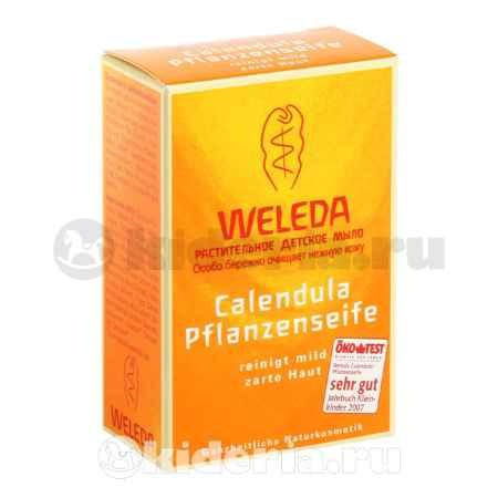 Купить Weleda WELEDA, Растительное мыло с календулой и лекарственными травами