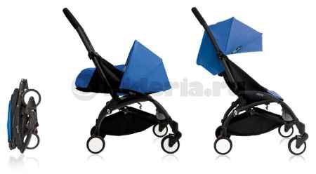 Купить BabyZen Модульная коляска YOYO 2 в 1, черная рама