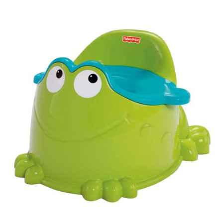 Купить Fisher Price Mattel Зеленая лягушка