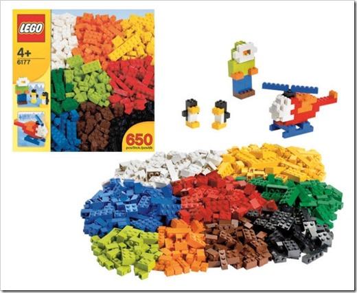 Детский контруктор Лего