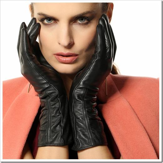Различные методы очистки кожаных перчаток