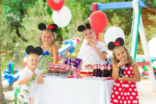 Рекомендации по проведению детского праздника