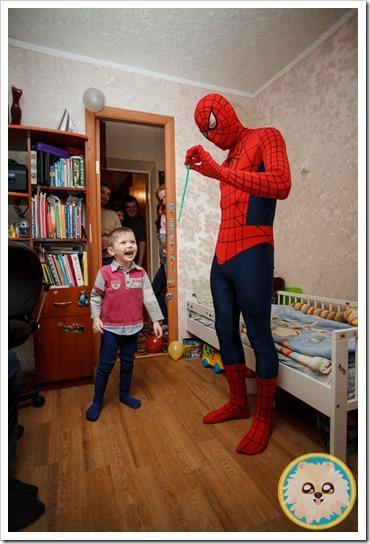 Аниматор на день рождения ребенка на дом