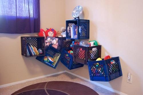 детские игрушки где хранить