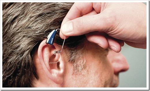 Основные типы используемых слуховых аппаратов в России