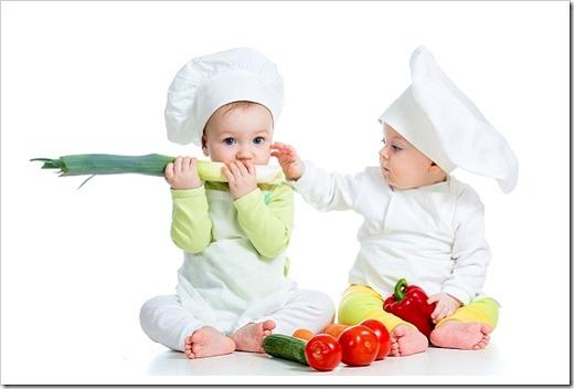 Витамины для детей весной