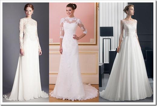 Должно ли быть белым подвенечное платье?