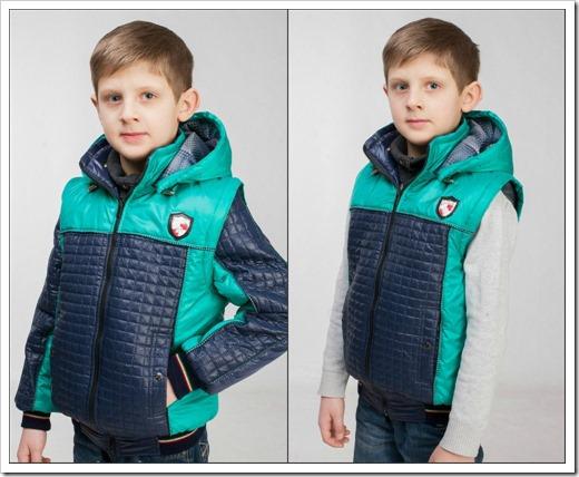 Функциональные возможности курток  для мальчиков