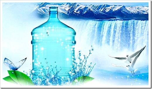Услуги доставки воды