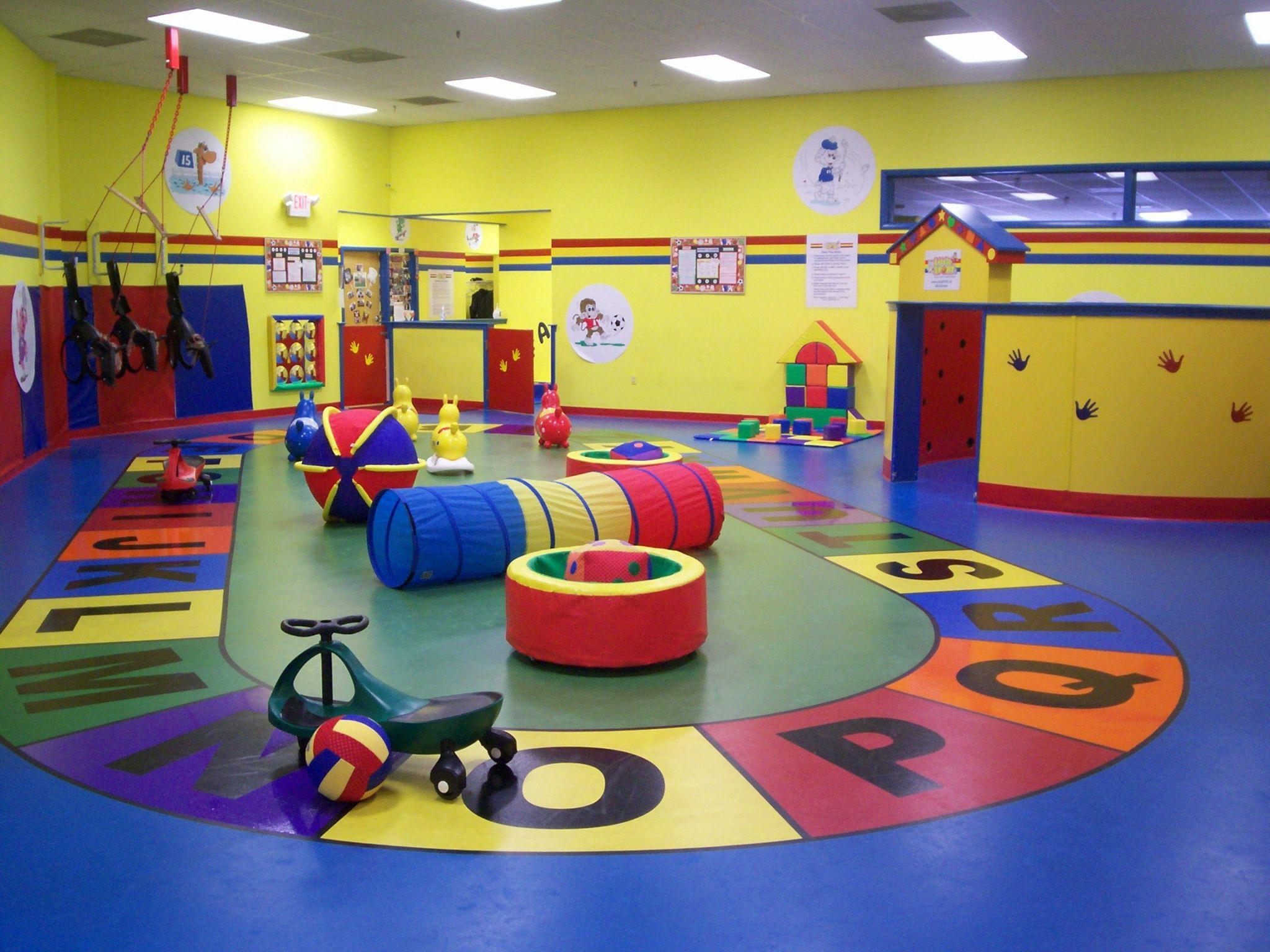 Тип детского сада