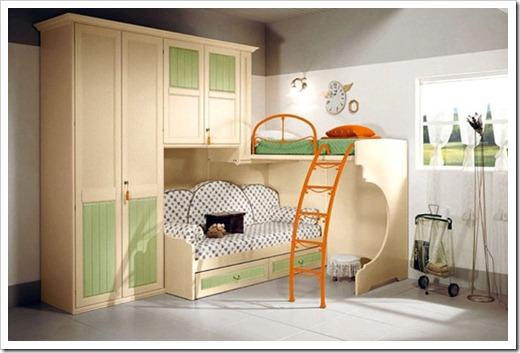 Материалы, которые служат для производства детской модульной мебели