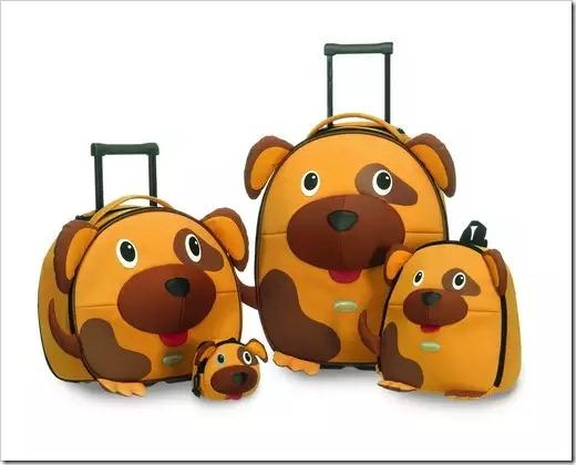Внешний вид чемодана