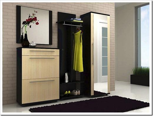Обязательный набор мебели для прихожей