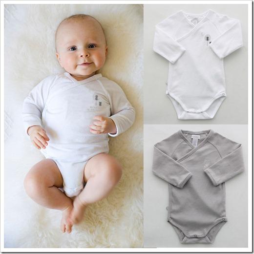 Как удобнее всего одеть ребёнка в боди?