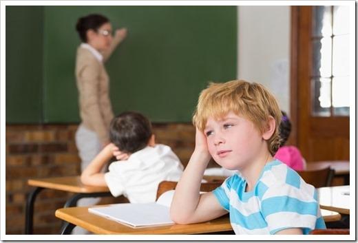 Что делать, если ребенок не хочет идти в школу?