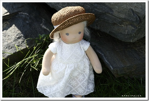 Производство вальдорфовских кукол