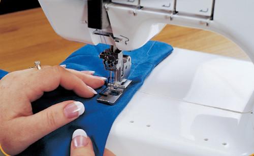 Как шить трикотаж на швейной машине