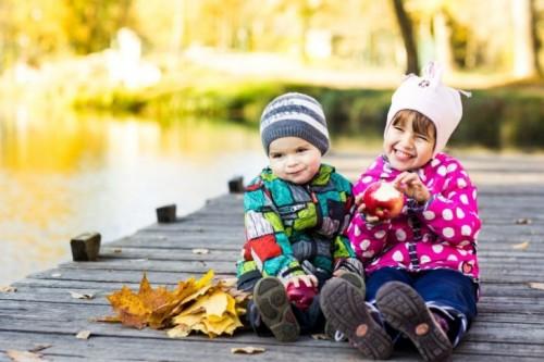 Как выбрать куртку для ребенка