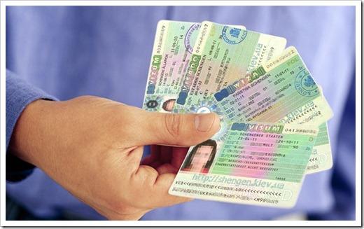 Где происходит оформление Шенгенской визы?