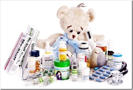 Как сэкономить при покупке лекарств для детей