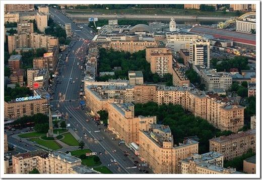 Дорогие районы Москвы: недвижимость не для каждого