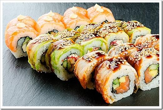 Различная ценовая политика на суши-сеты